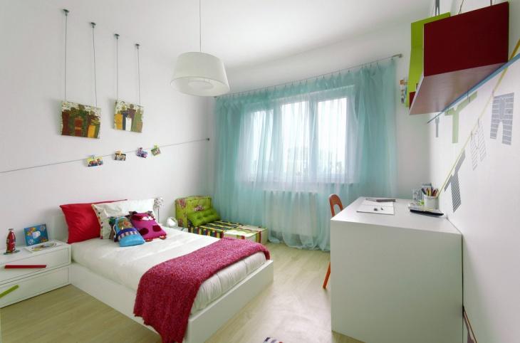 17 minimalist kids bedroom designs ideas design trends premium psd vector downloads for Scandinavian childrens bedroom