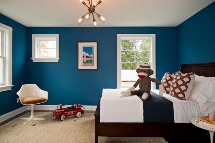 minimalist kids bedroom interior design