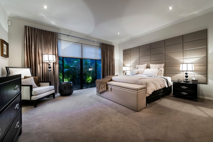 Asian Minimalist Bedroom Design