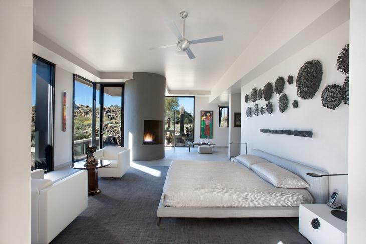 Contemporary Minimalist 18+ minimalist bedroom designs, ideas | design trends - premium