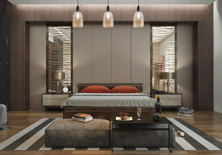 Attractive Minimalist Bedroom Design