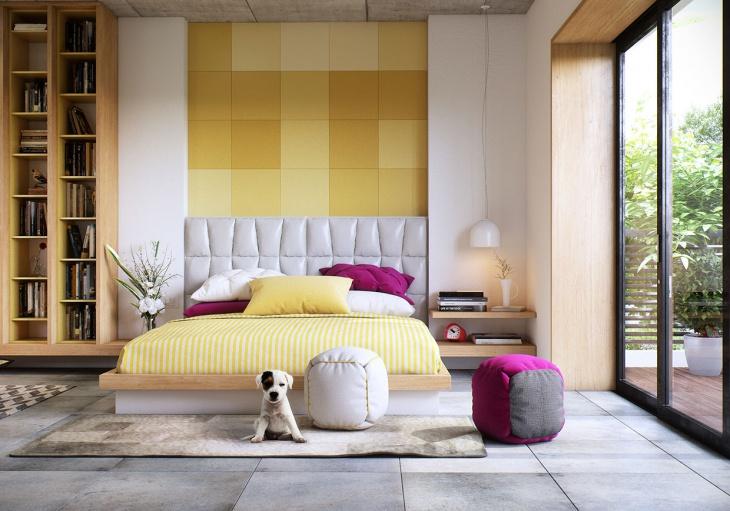 Beautiful Minimalist Bedroom Design