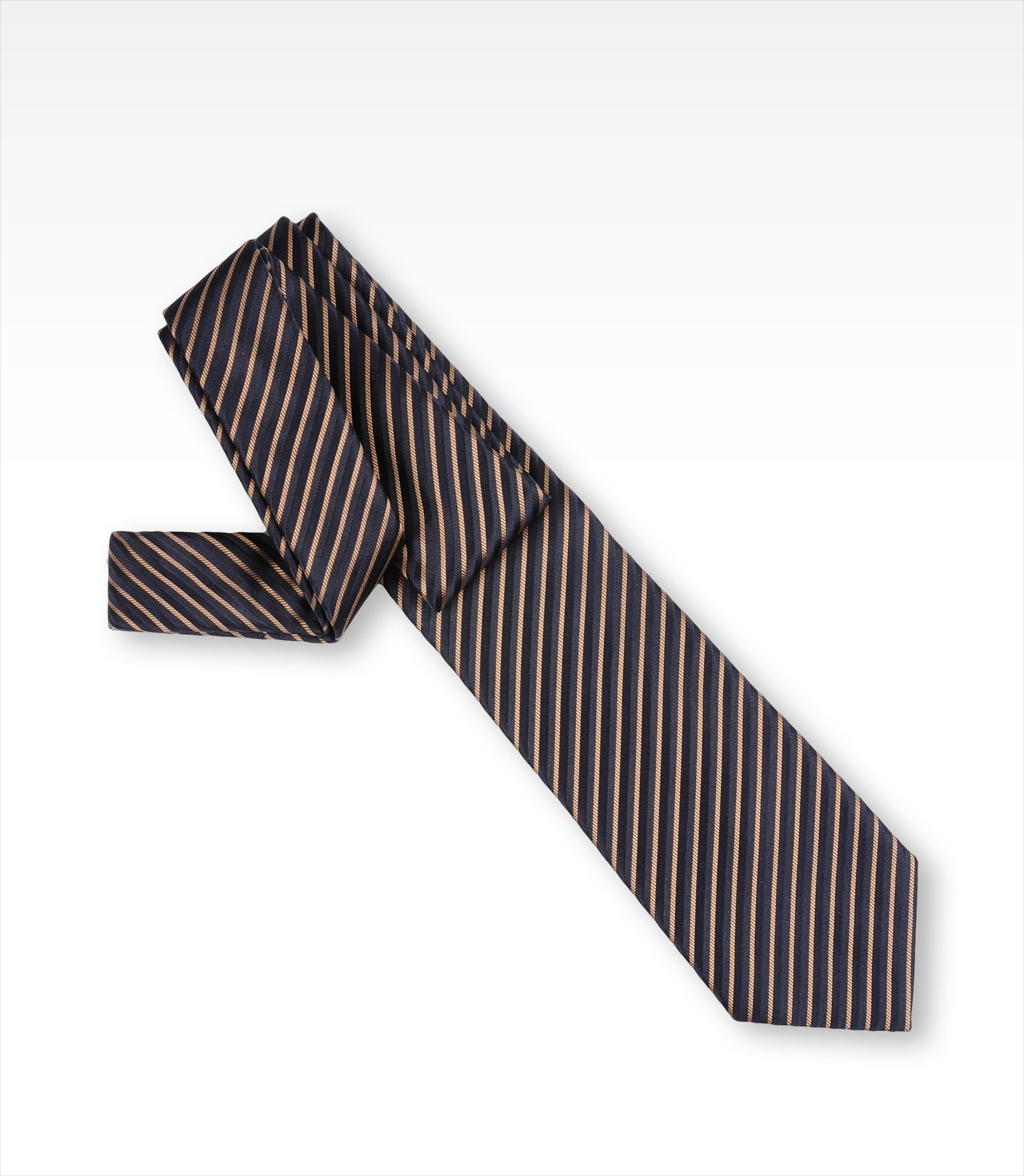 simple striped tie design for men