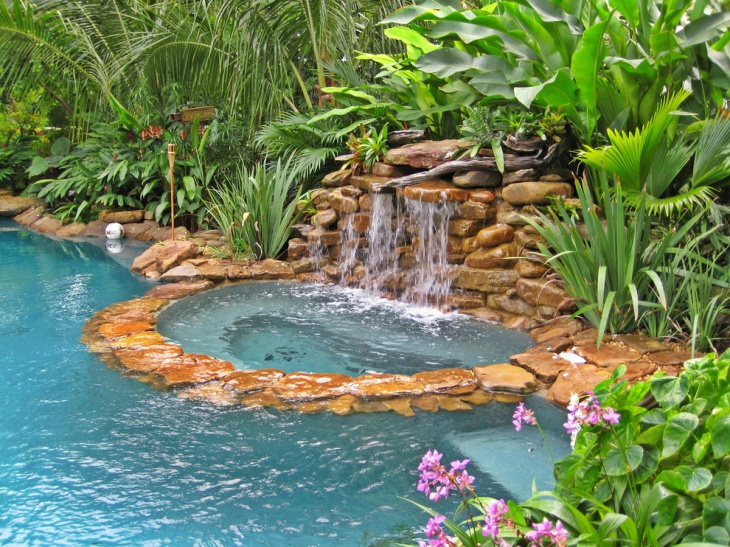 58 landscape designs ideas design trends premium psd for Pool designs florida