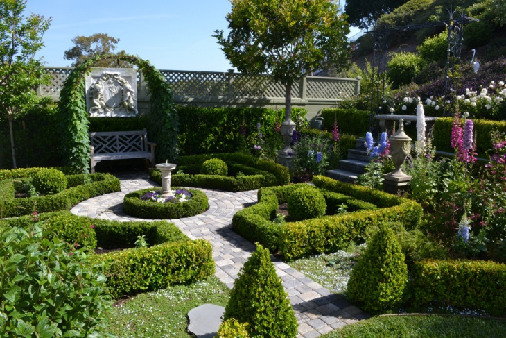diy garden landscape design