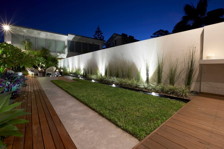 small urban landscape design