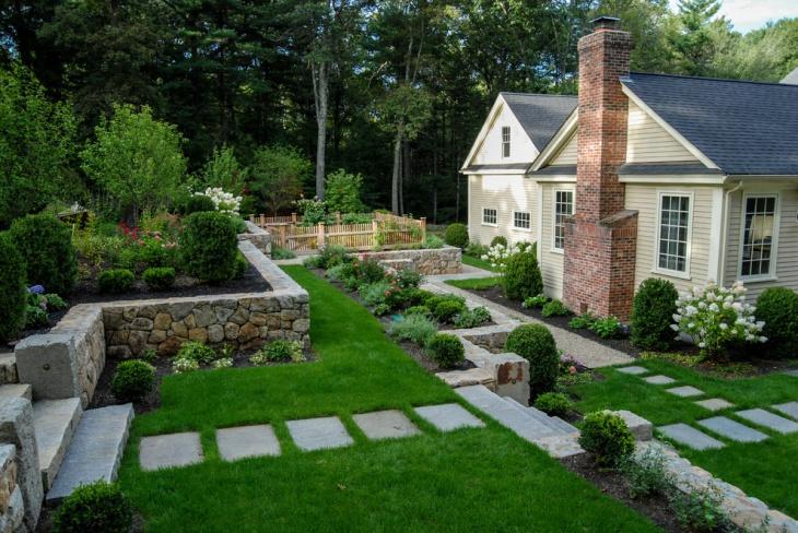 Urban Garden Landscape Design