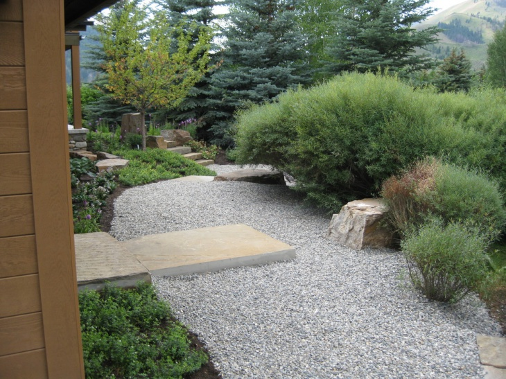 modern zen landscape design