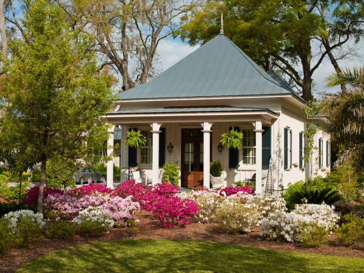 country cottage landscape design
