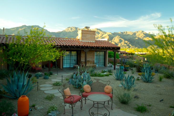 backyard desert landscape design