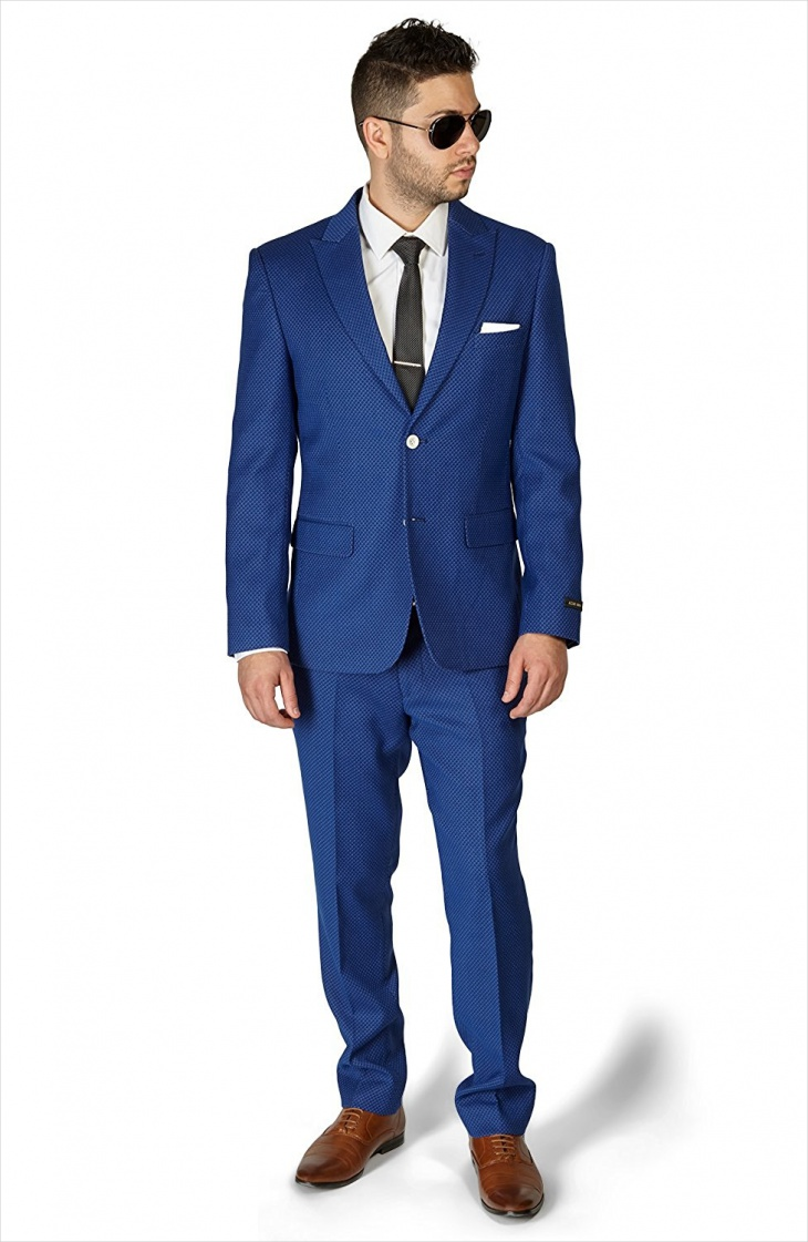 azar modern suit design for men