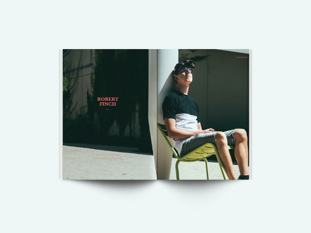 printable magazine mockup