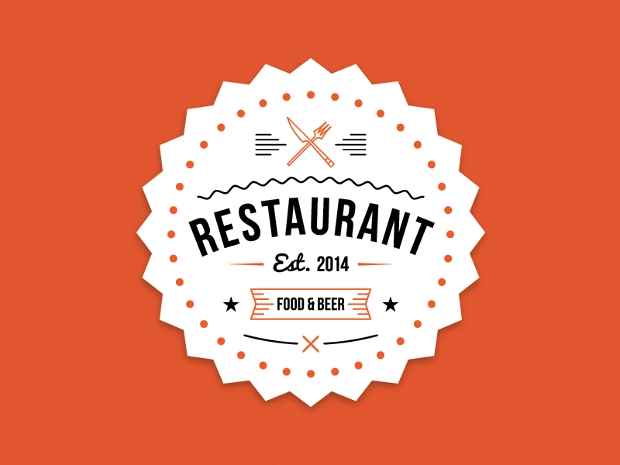 food-restaurant-logo