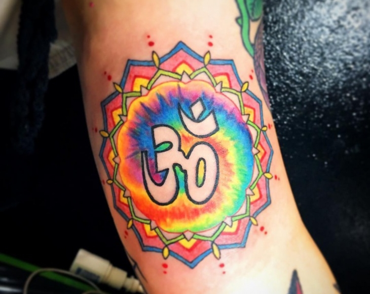 mandala psychedelic tattoo idea1