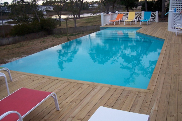 custom residential pool design