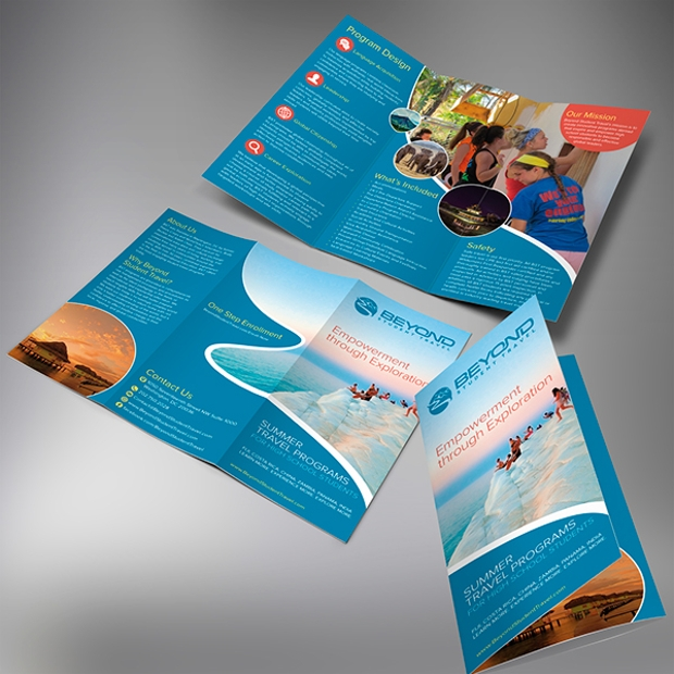 student-travel-brochure