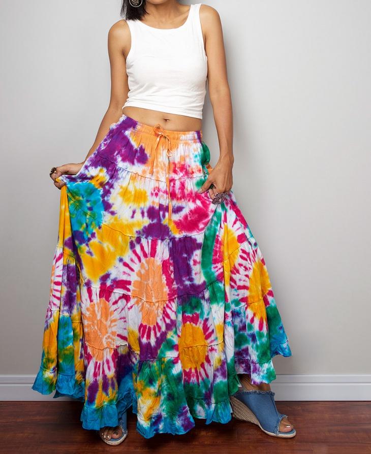 funky summer skirt design