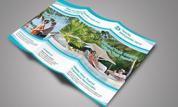 Summer Travel Brochure