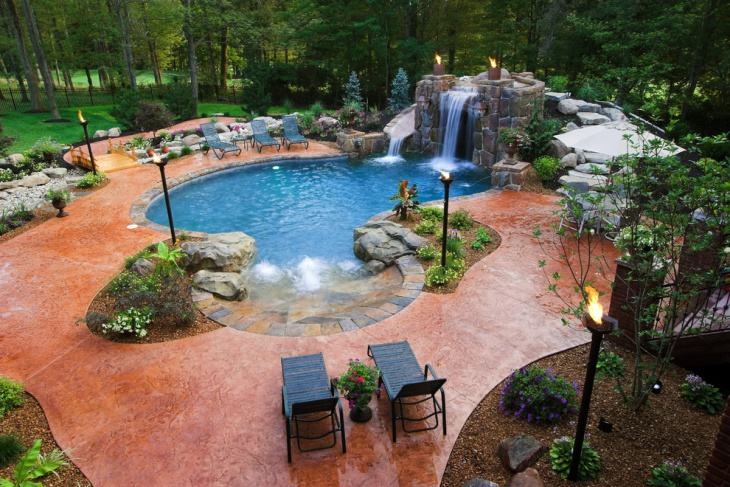 47 pool designs ideas design trends premium psd for Pool design 2016