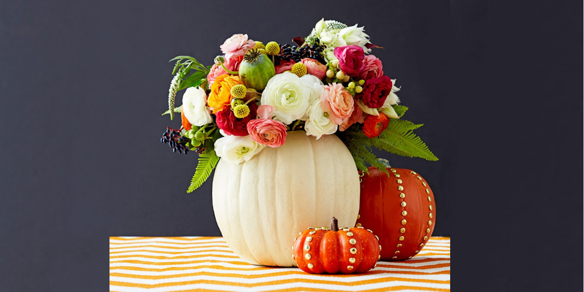 halloween y flowers