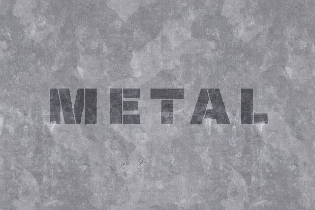 Seamless Metal Texture