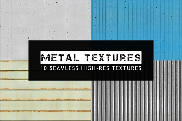 high quality seamless metal texture