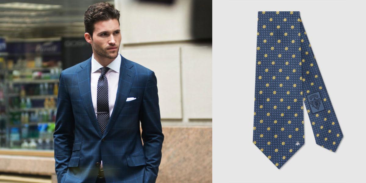 foulard neckties