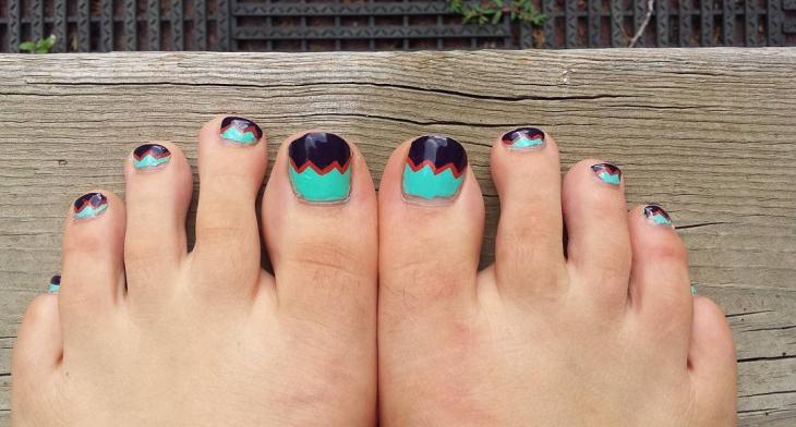 44+ Toe Nail Art Designs, Ideas | Design Trends - Premium PSD ...