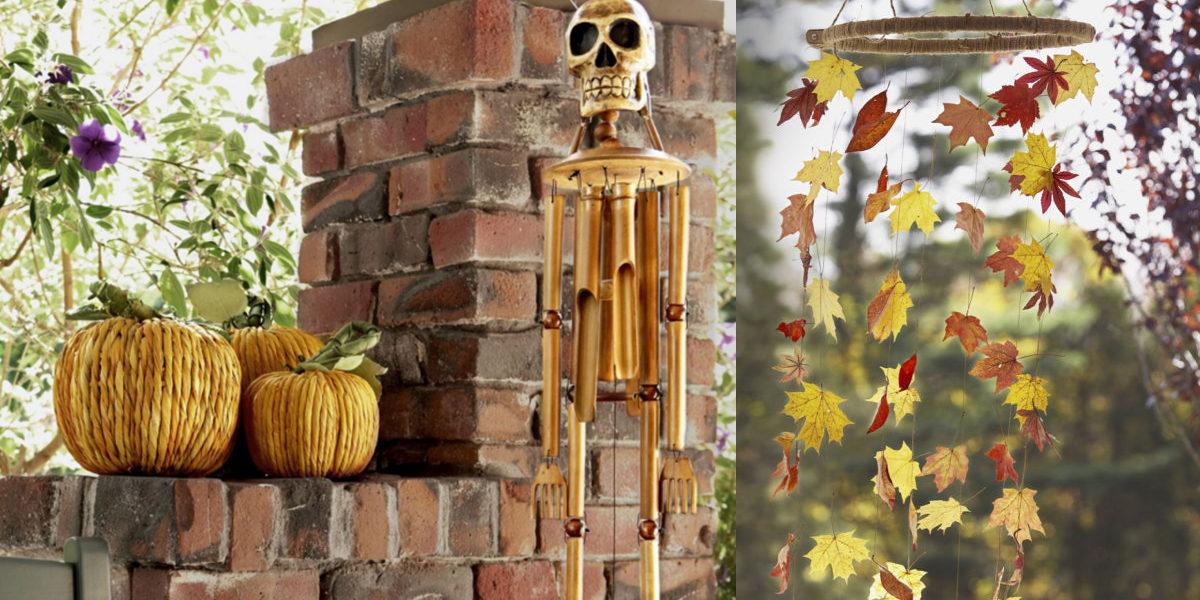 halloween chimes