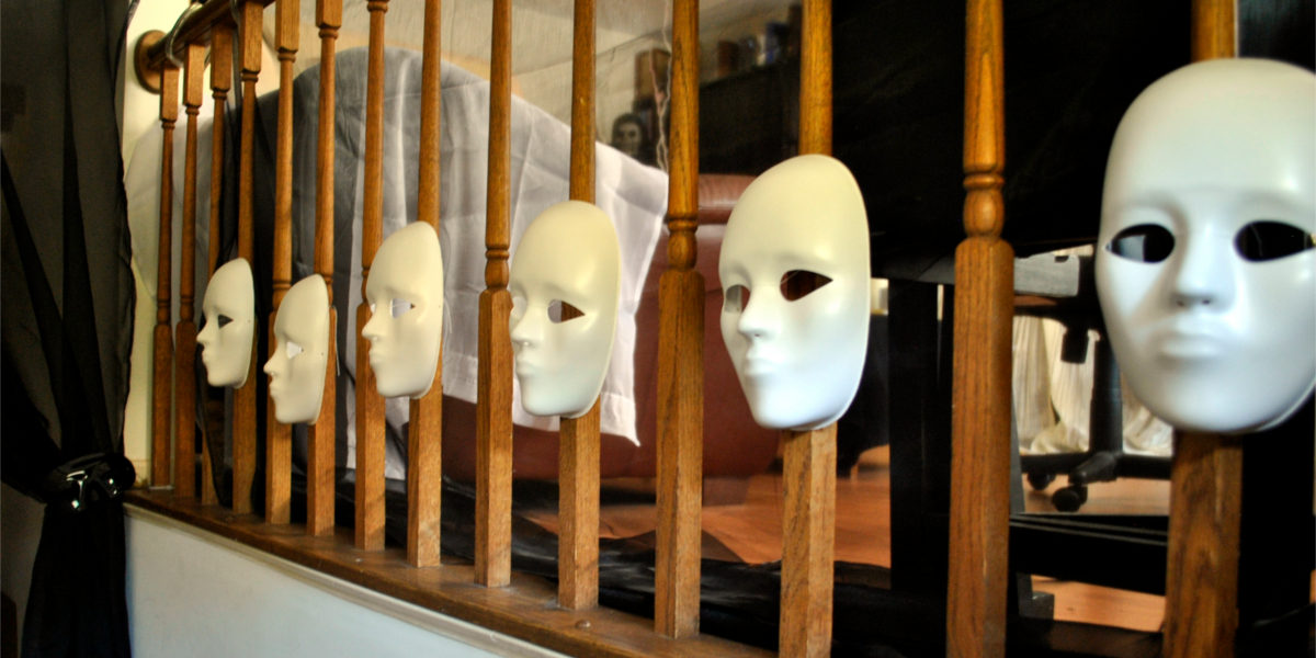 bewitching masks