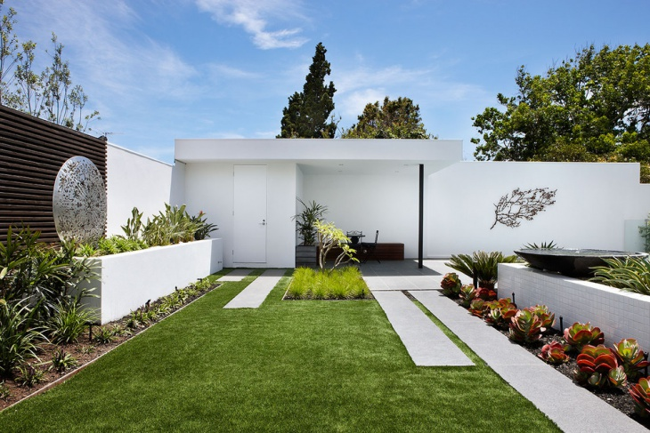 Modern Outdoor Backyard Design