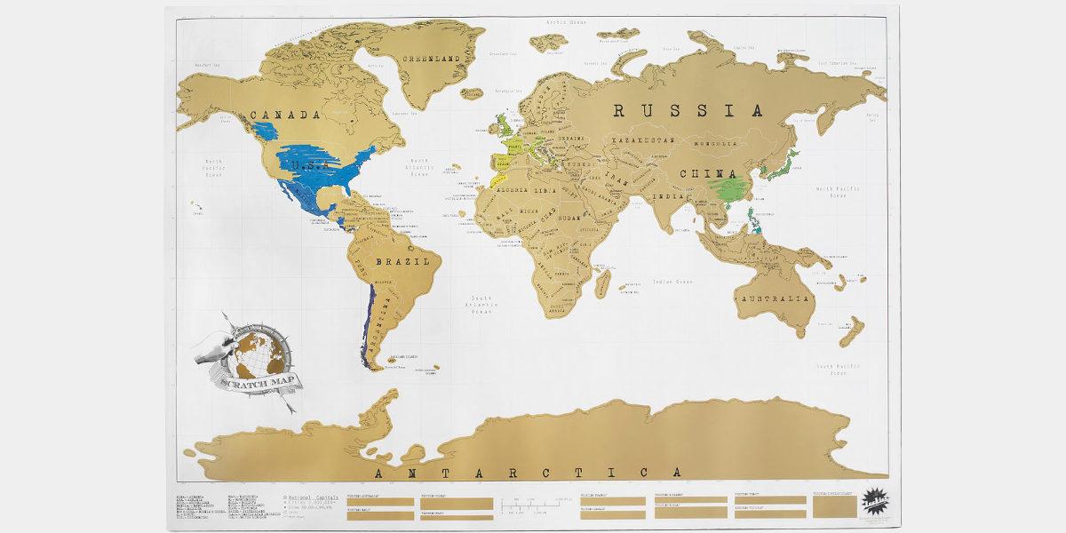 an adventure map