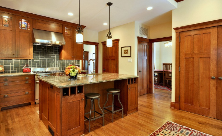 45 home interior designs ideas design trends premium for Modern craftsman interiors