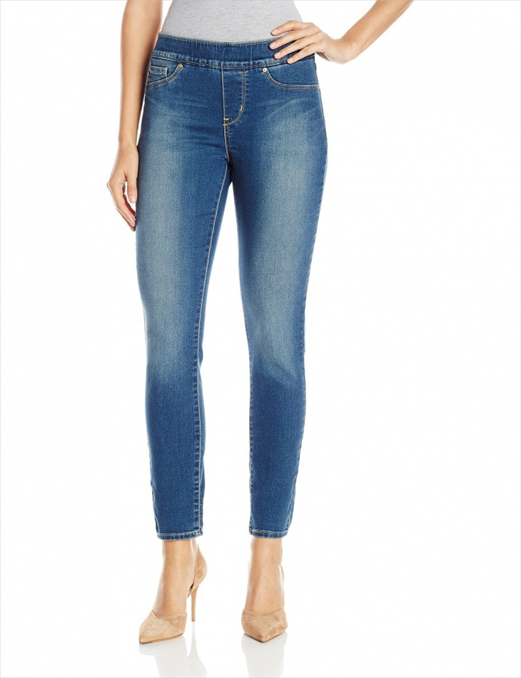 levi strauss co short skinny jeans