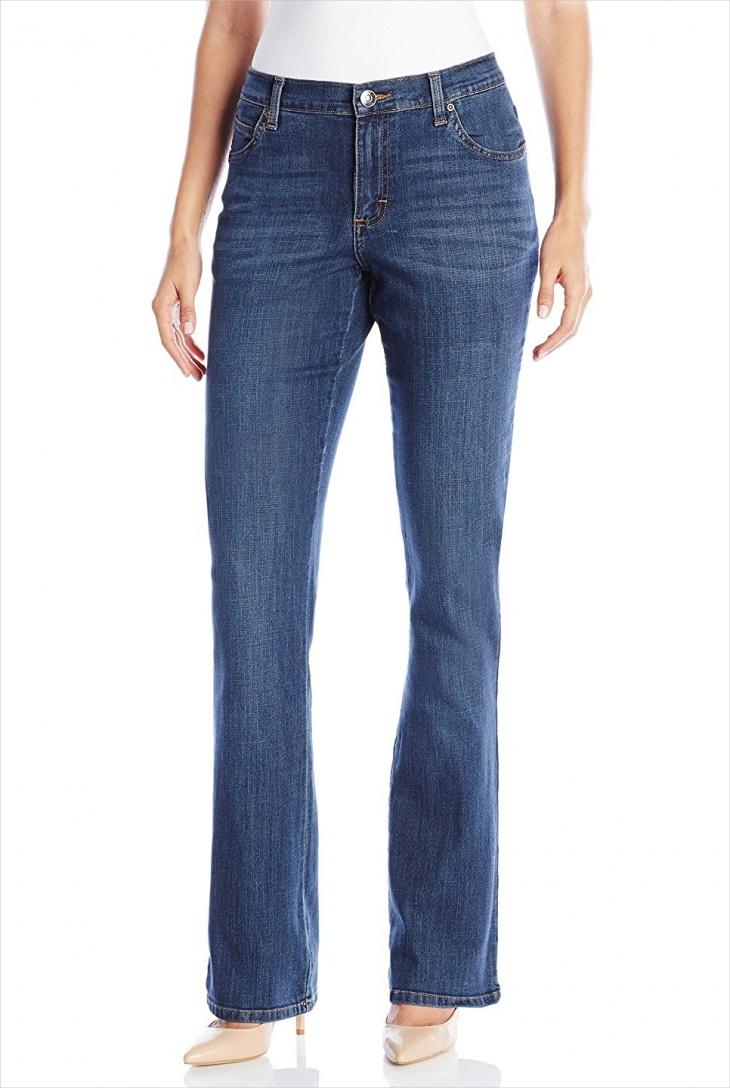 bootcut petite jeans