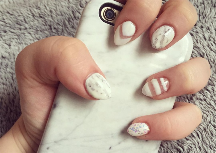 41 Stiletto Nail Art Designs Ideas Design Trends Premium Psd