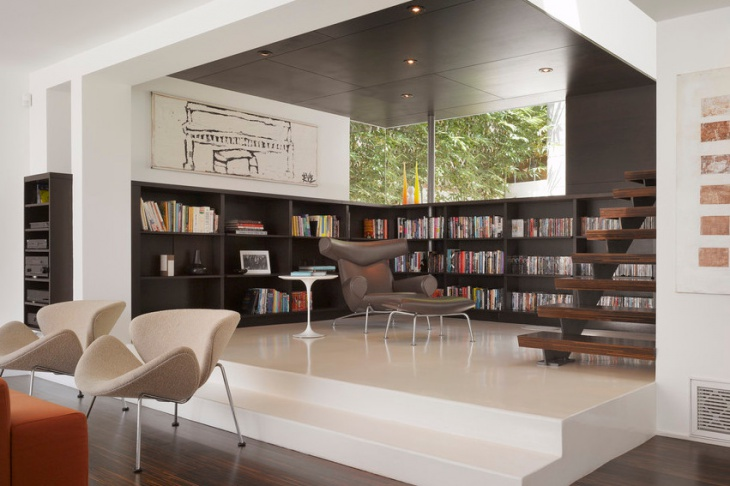 modern home library interior design 45 home interior designs ideas design trends premium 25165