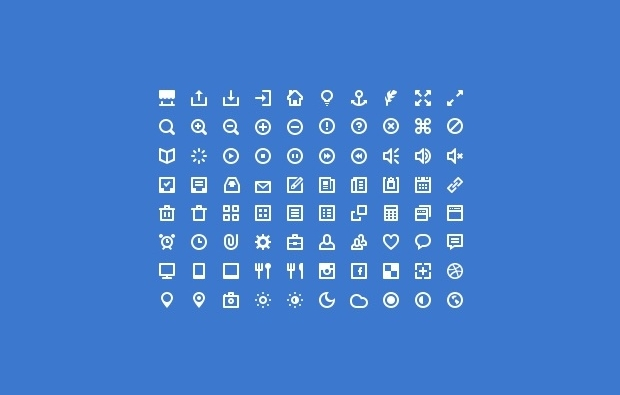 Classic Computer Icons