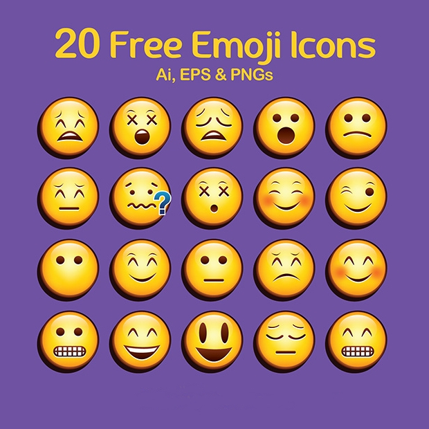 Naughty Emoji Icons