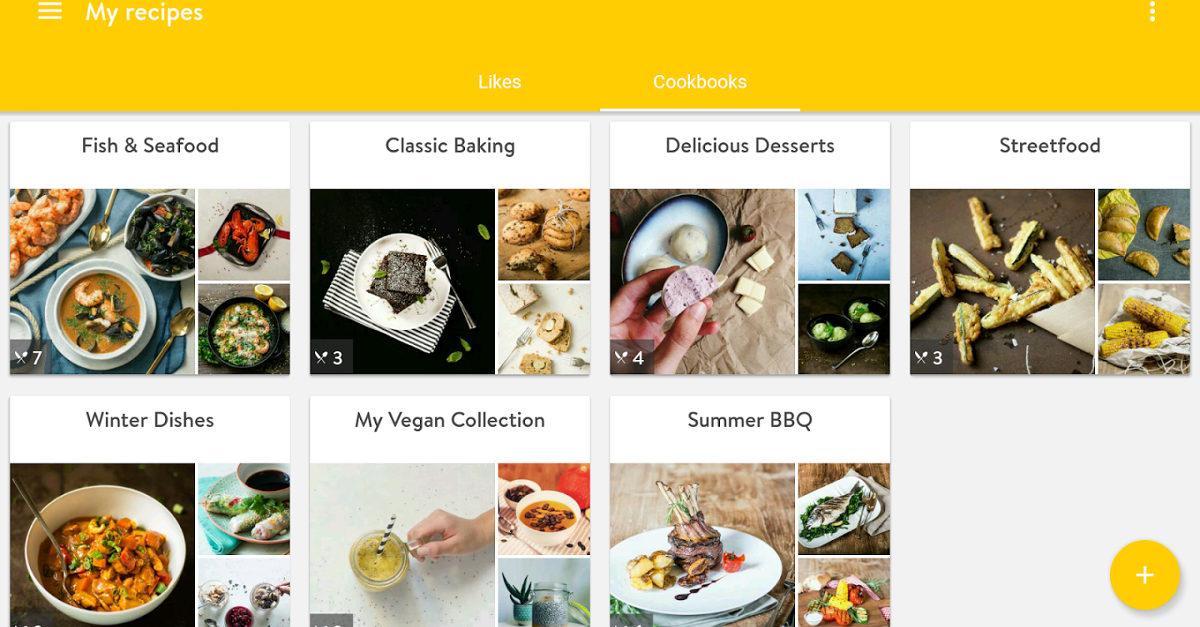 expressive layout kitchen stories