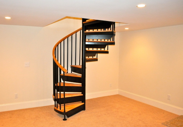 Good Basement Spiral Stair Design. 46 Stair Designs Ideas Design Trends Premium  Psd Vector