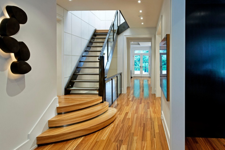front entrance stair design