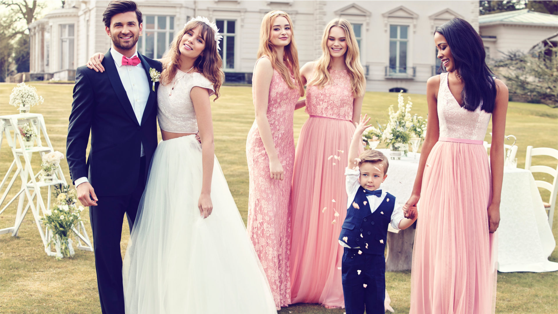 10 Colours for Bridesmaid Dresses