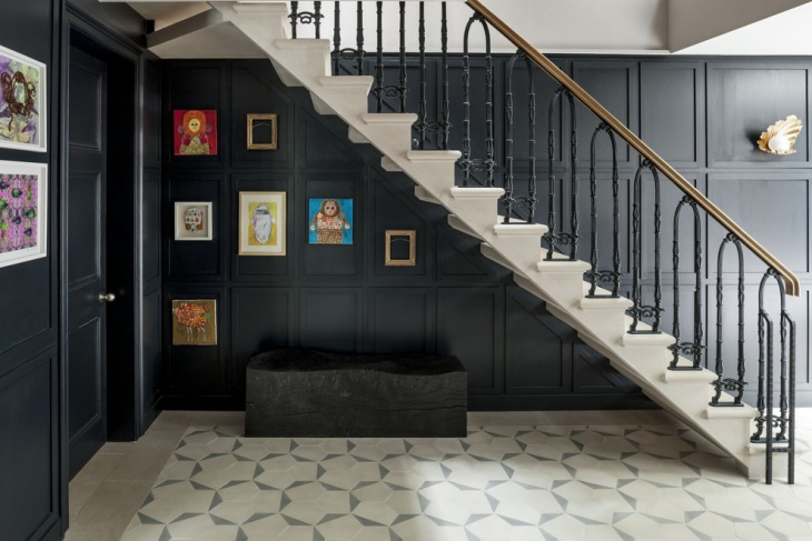 Basement Stairs Design: Design Trends - Premium PSD