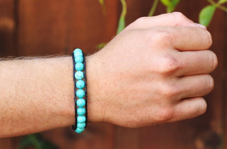 mens western turquoise jewelry
