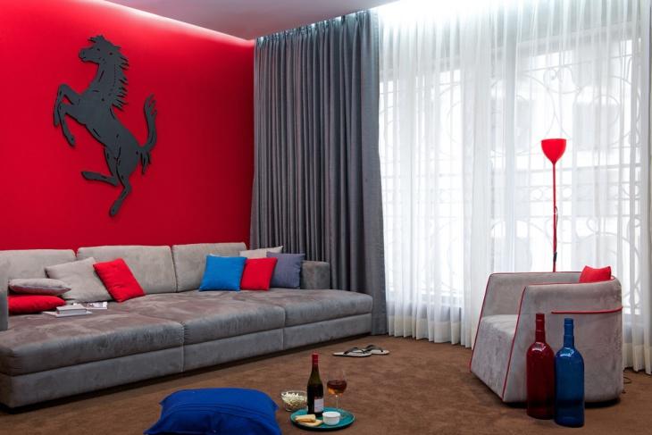 Modern Luxury Apartment Interior Design