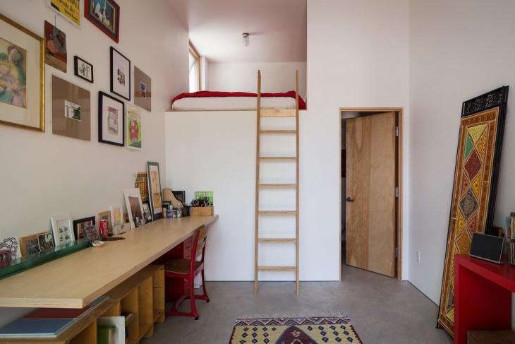 modern loft apartment interior design