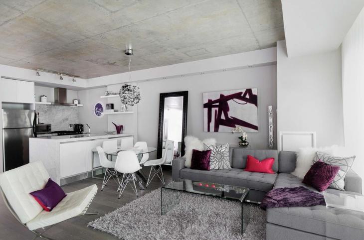 modern small living room interior design