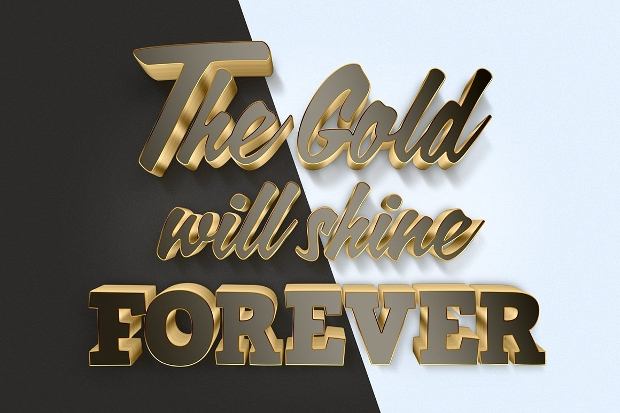 3d-gold-photoshop-text-effect
