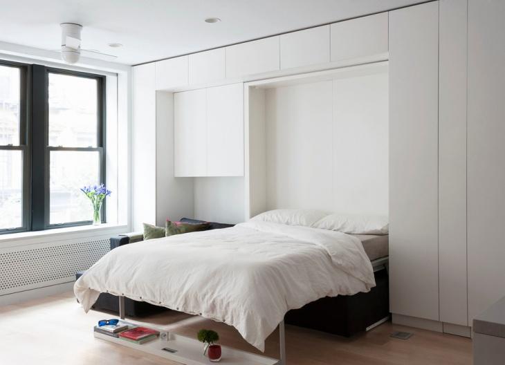 Modern Small Bedroom Interior Design